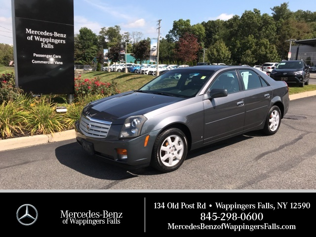 Pre-Owned 2007 Cadillac CTS Base