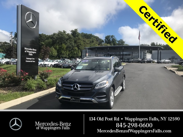 2016 Mercedes-Benz GLE 350 AWD