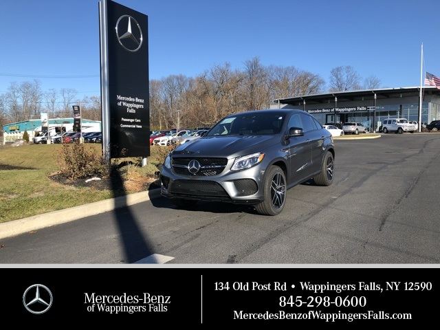 New 2019 Mercedes Benz Gle Amg Gle 43 Coupe Coupe In Wappingers