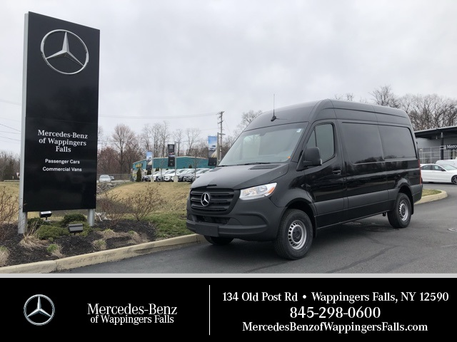ad592eb57a New 2019 Mercedes-Benz Sprinter 2500 Cargo Van CARGO VAN in ...