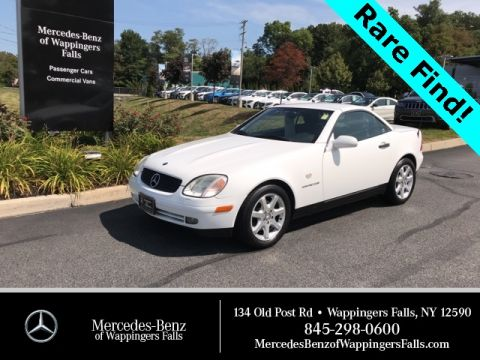 Pre-Owned 1998 Mercedes-Benz SLK SLK 230