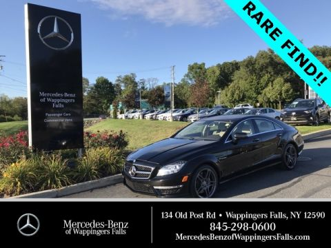Pre-Owned 2012 Mercedes-Benz CLS AMG® CLS 63