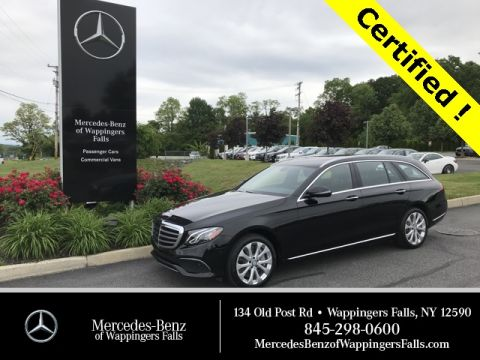 Certified Pre-Owned 2017 Mercedes-Benz E-Class E 400 Luxury